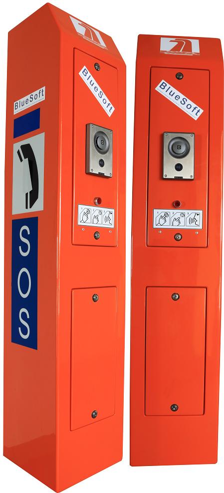Alarm Column SOS