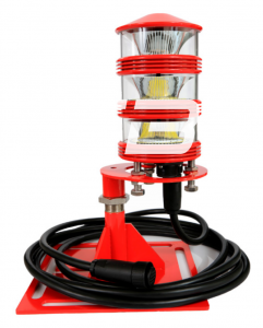 Medium intensity obstruction lighting <br /> - Type A/B